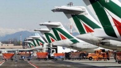 Alitalia, nuova crisi: Etihad cerca alleati torna l'ipotesi di intervento dello Stato