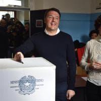 Referendum: da Renzi a Berlusconi i big della politica al voto