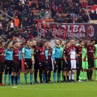 Milan-Crotone, il film della partita