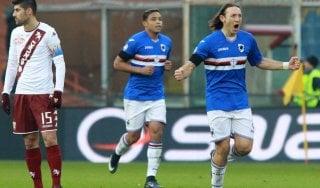 Le pagelle di Sampdoria-Torino: Torreira non sbaglia nulla, Ljajic non si accende
