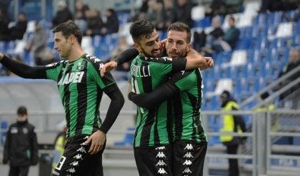 Un doppio rigore lancia il Sassuolo   I gol   Il fragile Empoli ne prende tre   foto     Pagelle : Ragusa è una spina nel fianco