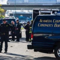 Usa, 24 morti accertati per il rogo al rave di Oakland.