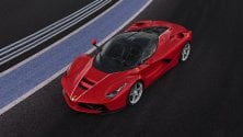 LaFerrari da record sette milioni    Foto   -   Video