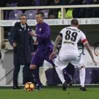 Fiorentina-Palermo, il film della partita