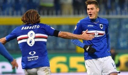 Fuori casa è un altro Torino   Pagelle   Fa festa la Sampdoria   foto /     I gol