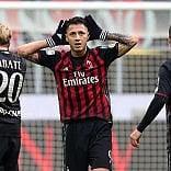 Il colpo finale di Lapadula   I gol   Il Milan resta secondo   foto