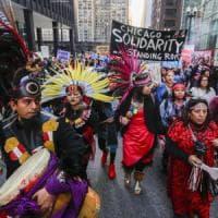 Usa, vittoria dei Sioux: bloccato l'oleodotto