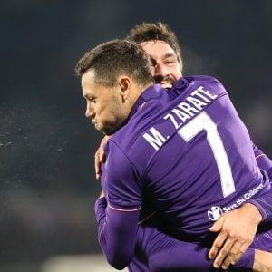 Le pagelle di Fiorentina-Palermo: Jajalo illude, Zarate entra e incide