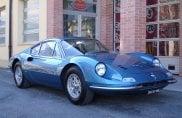 Livrea #43, ispirata alla Ferrari Dino 246 GT del 1971