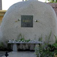 Santiago de Cuba, la tomba di Fidel