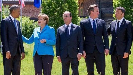 Cameron, Hollande, Renzi, Rajoy: l'annus horribilis dei leader europei
