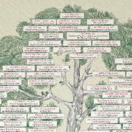 L'albero della filosofia: un manifesto d'artista, dalle origini a oggi