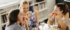 Le ricette degli chef stellati  per chi soffre di disfagia /    Video