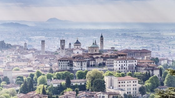 Bergamo: nei quartieri alti del gusto