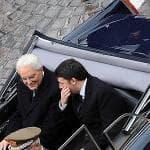 """Referendum, Renzi a colloquio con Mattarella. Il Capo dello Stato: """"Democrazia solida. Ci..."""