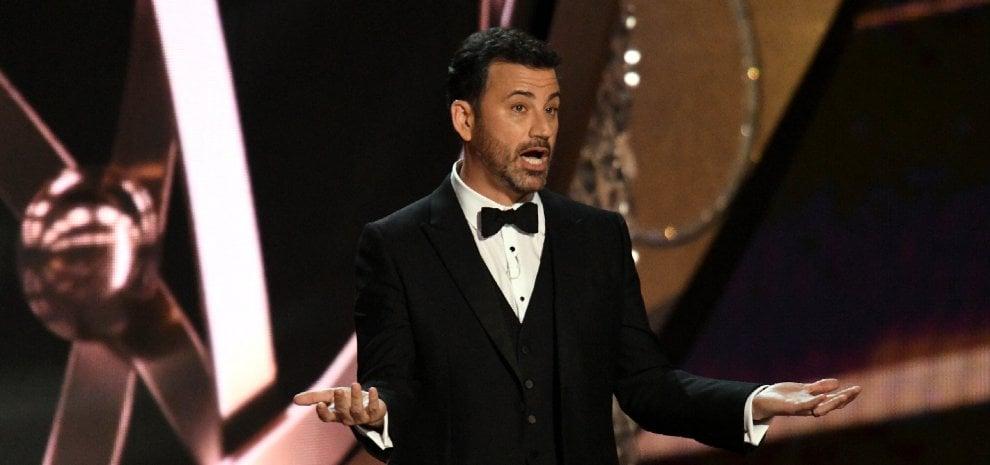 Jimmy Kimmel presenta gli Oscar 2017