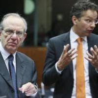 L'Eurogruppo chiede all'Italia una manovra aggiuntiva