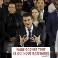 Francia, Manuel Valls: corro per l'Eliseo, mi dimetto da primo ministro