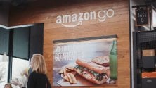 IA, Amazon Go: lo shopping senza code