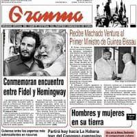 """Cuba, una giornata al Granma: """"Fieri di fare un giornale così"""""""