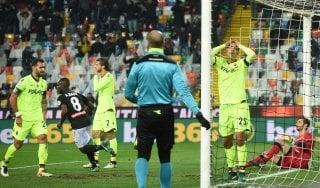 Le pagelle di Udinese-Bologna: Danilo grande bellezza, Mirante para tutto il resto