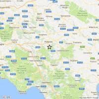 La terra trema in provincia di Potenza: magnitudo 3,8