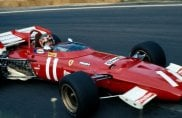 Livrea #44, ispirata alla Ferrari 312 B del 1970