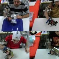 Con un guanto hi-tech 6 quadriplegici ritrovano l'uso della mano