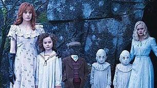 """I bambini speciali di Tim Burton """"La diversità è la mia fortuna"""""""