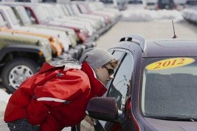 Usato, spesa media acquisto auto si aggira sui 5.500 euro