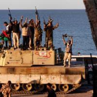 Libia, a Sirte la battaglia è finita.