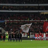 Benfica-Napoli, il film della partita