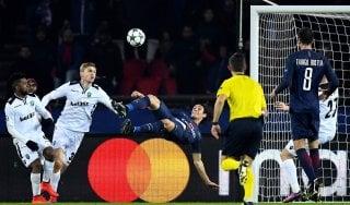 Champions, l'Arsenal scavalca il Psg. Messi manca il record