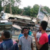 Terremoto a Sumatra, almeno 100 morti, decine di dispersi. Magnitudo 6,4