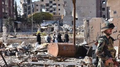 Battaglia ad Aleppo, le truppe di Assad  riconquistano la città vecchia