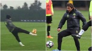 Chelsea, a Conte riesce tutto Magico stop a seguire di tacco