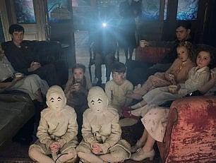 Tim Burton e i suoi bambini speciali