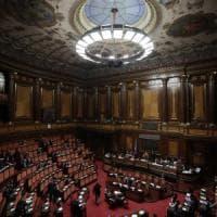 In Senato via alla fiducia sulla manovra: iniziate le 24 ore di fuoco della crisi
