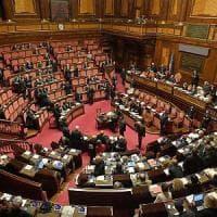 In Senato via alla fiducia sulla manovra: iniziate le 24 ore di fuoco della