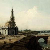 Bellotto e Canaletto, arte di luce e stupore