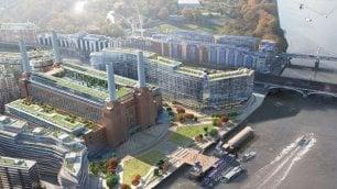 Londra, un progetto spettacolare Ecco il quartiere da 13 miliardi di £