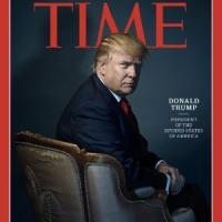 """Time incorona Trump persona dell'anno: """"Il presidente degli Stati Divisi d'America"""""""