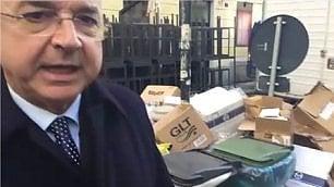 """L'appello del sindaco sui rifiuti """"Siamo a Trieste mica a Napoli"""""""