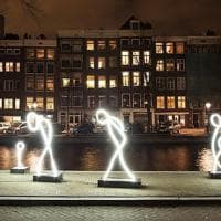 Amsterdam. La magia del Light Festival