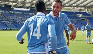 """Lazio, De Vrij: """"Nel derby volevo esserci. Wallace? Stava giocando benissimo"""""""