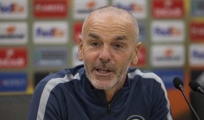 """Pioli a Simeone: """"L'allenatore sono io"""""""