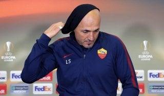 """Roma, Spalletti rilancia la polemica: """"Rudiger simula di vendere calzini"""""""