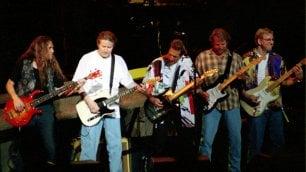 Gli Eagles e 'Hotel California'  Una leggenda lunga 40 anni