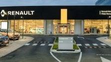 Identità visuale, Renault rivoluziona le concessionarie