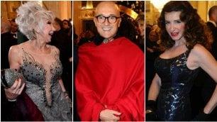 Pochi politici ma tanti flash tutti i look della prima alla Scala